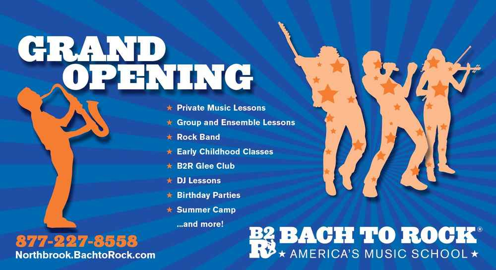 Bach to Rock 10 Years, Open Northbrook IL