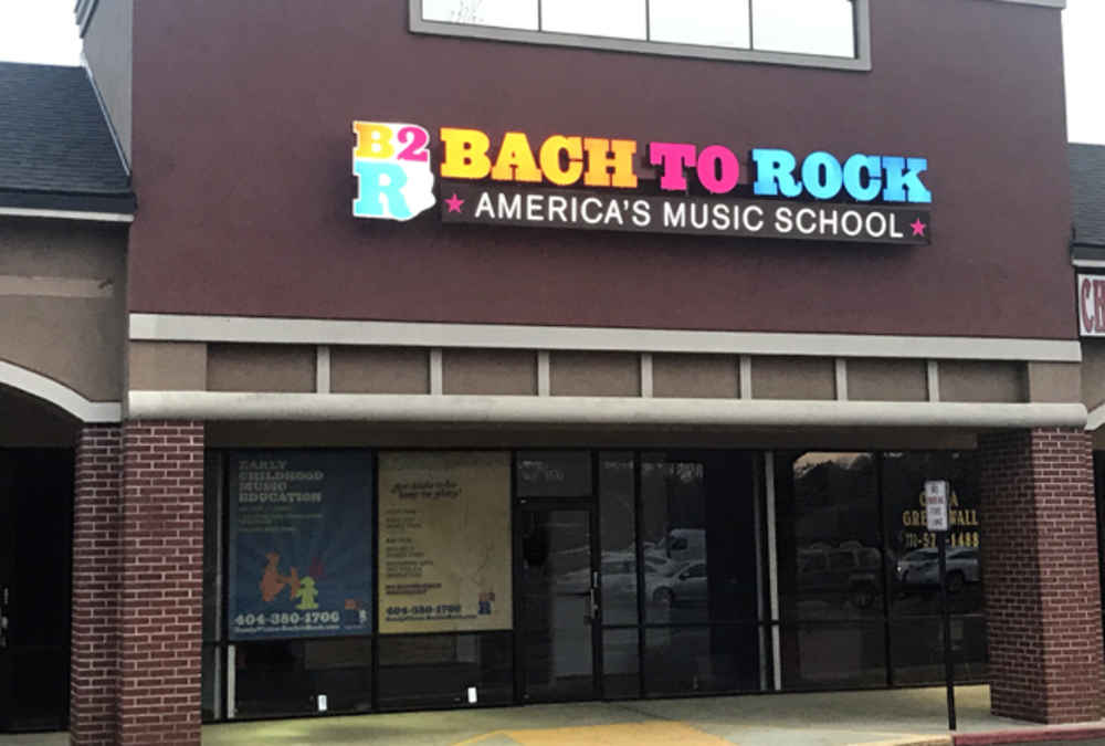 Bach to Rock Sandy Plains