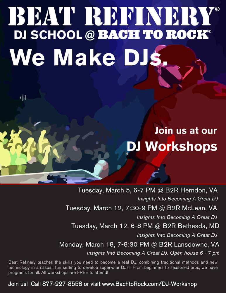 DJ Workshops