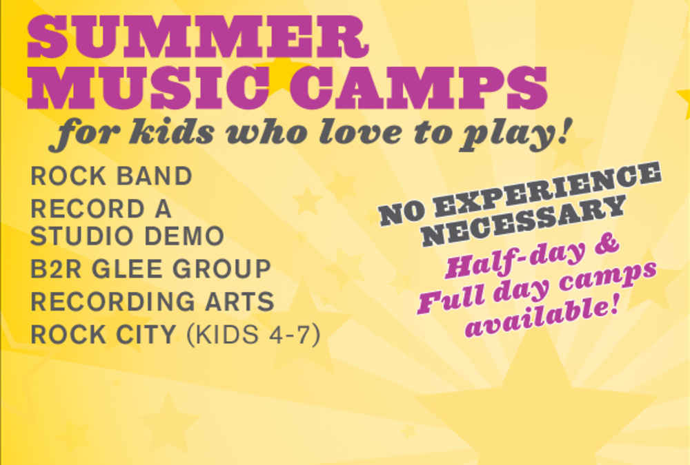 Music Summer Camps