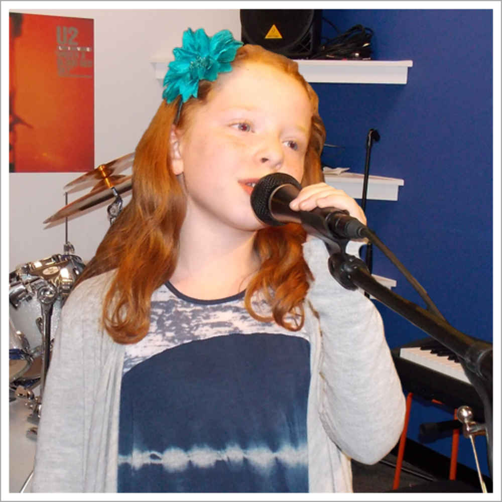Voice & Singing Lessons